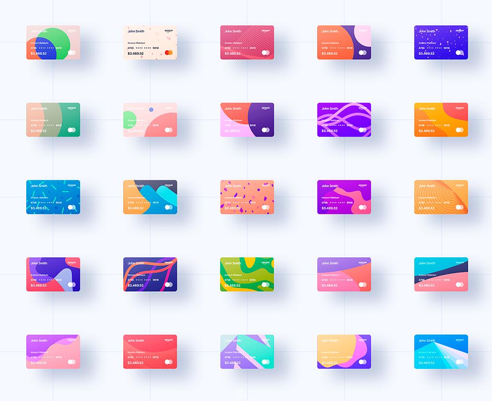 提升卡片设计效果的众多细节