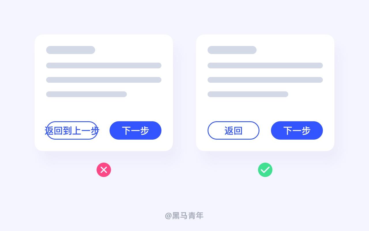 20条非常实用的按钮设计技巧