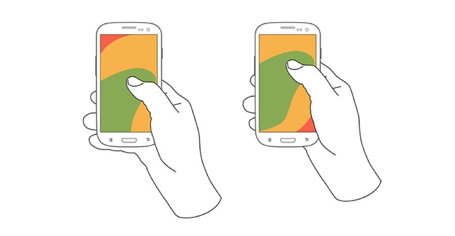 总结和分析移动端用户体验的7个设计原则